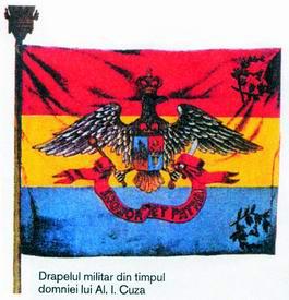 Simbolul Naţional, Drapelul Tricolor Românesc în date şi