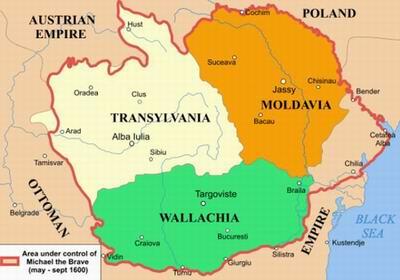 Mihai Viteazul Primul Unificator Al Neamului Romanesc Si Alba Iulia
