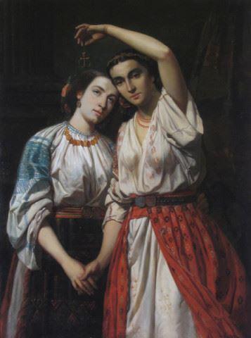 Imagini pentru tablouri pasoptiste